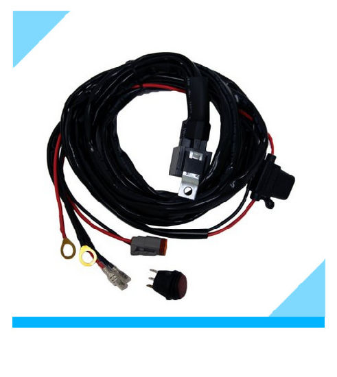 Astonishing China Custom Car Auto Wire Harness Light Bar Wire Harness Assembly Wiring Cloud Hisonuggs Outletorg