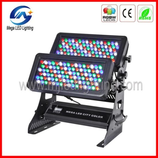 600W RGBW Outdoor LED Wall Light