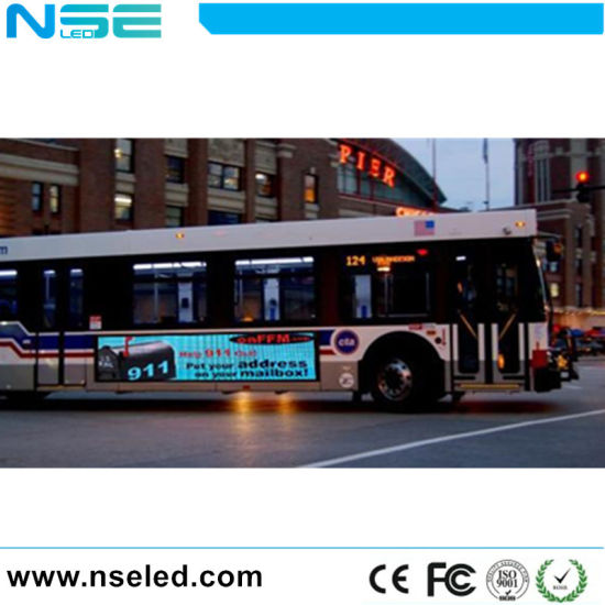 New Bus LED Moving Display for Route / Destination Information pictures & photos