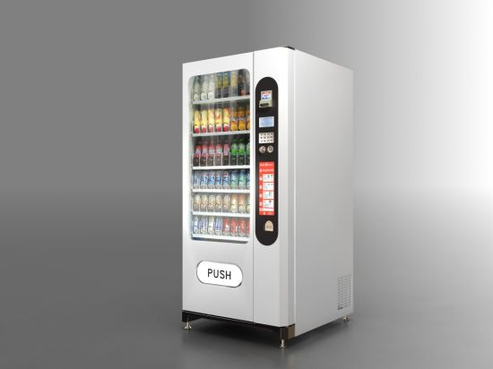 Snack Drink Vending Machine (LV-205F-A) pictures & photos