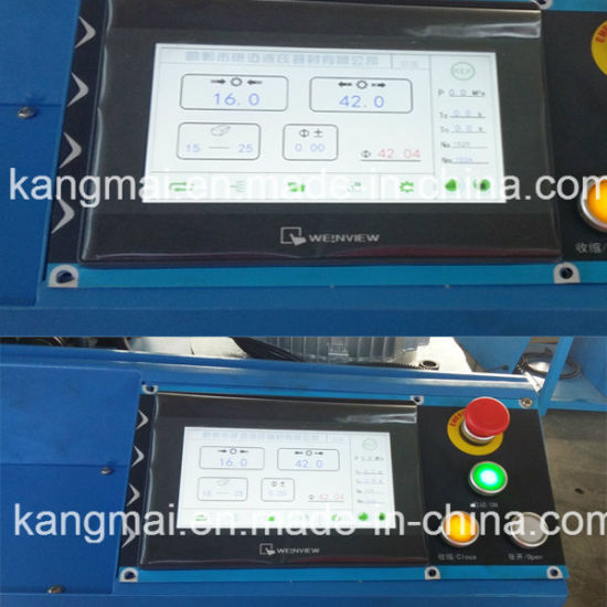 Approved CE 2inch Hose Crimping Machine to Finland/Touch Screen Type Hose Crimping Machine pictures & photos