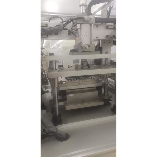 The Total Power of High-Quality Electromagnetic Coil Winding Production Line Equipment Is 2.8kw