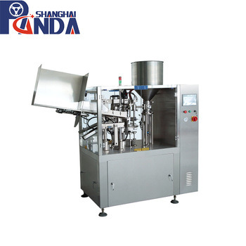 Automatic Plastic Tube Filling Sealing Machine for Cosmetic, Chemical Product