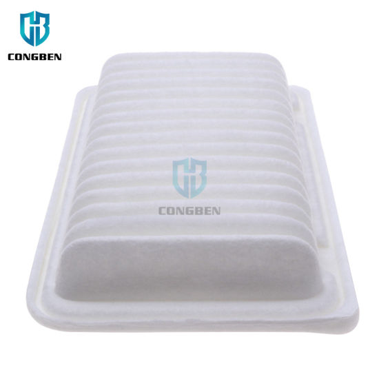 Custom High Quality Removable Car Air Filter Engine Cleaner OEM 17801-0d020