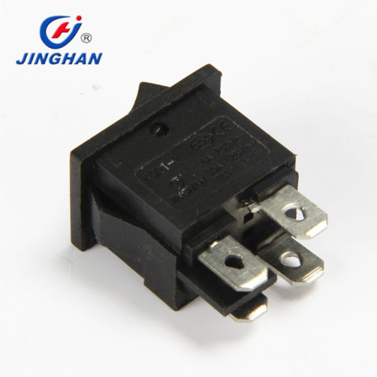 on-off 4pin Kcd1-104 Rocker Switch 6A 250VAC for Electronic Switch