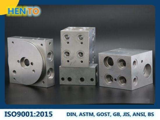 OEM Customized CNC High Precision Machining Aluminum Alloy Parts