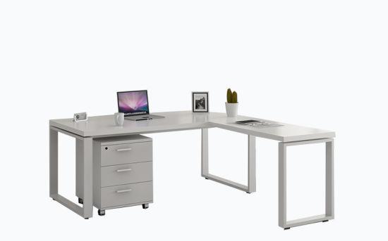 Color Optional Office Furniture Manager Executive Desk (YLDK1012)
