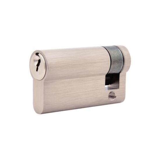 China Half Cylinder Brass Door Lock Single Double Open Key Lock Cylinder China Vima Smart Lock Cylinder Smart Lock Cylinder