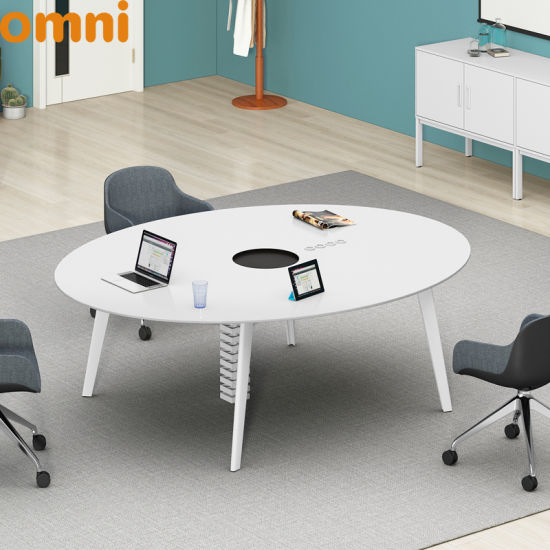 Office Furniture Round Executive, Round Office Table
