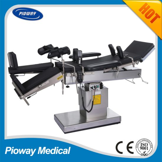 Stainless Steel Electric Operating Table, Surgical Room Theater Operation Table (JHDS-2000)