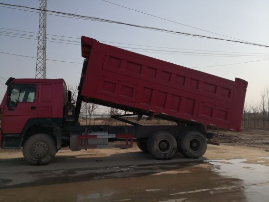 Used Sinotruck Used 6*4 Truck Used 6*4 Tipper Truck Used Dump Truck Used Tipper Heavy Truck Second Hand Truck Used Truck Used HOWO Truck for Africa with 371HP