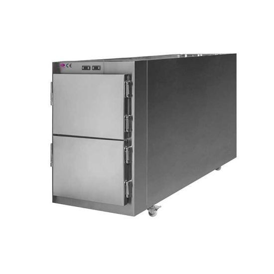 Corpse Refrigerator with Alarm Function Cadaver Storage Morgue Fridge