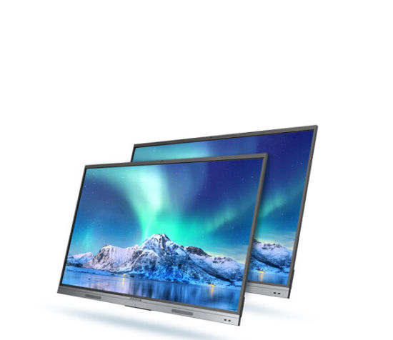 75-Inch Smart Multi-Touch Screen Tablet Computer, Interactive Whiteboard, Smart Meeting and Teaching All-in-One Machine
