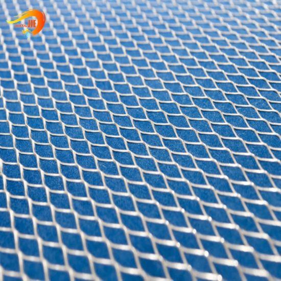 Odor and Vapor Expansion Electrostatic Industrial OEM Expanded Metal Filters