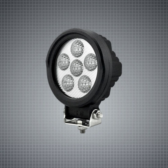 5inch 18W LED Driving Work Light Waterproof IP67, 2 Year Warranty