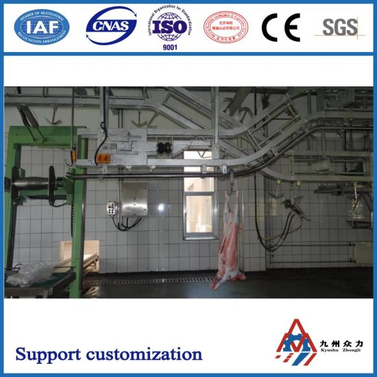 Sheep Automatic Slaughtering Line Sheep Slaughter Line Sheep Slaughtering Machinery Sheep Slaughtering Machine Equipment Slaughtering Equipment