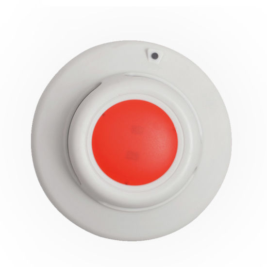 Independent Smoke Detector Sensor Sound and Light Alarm
