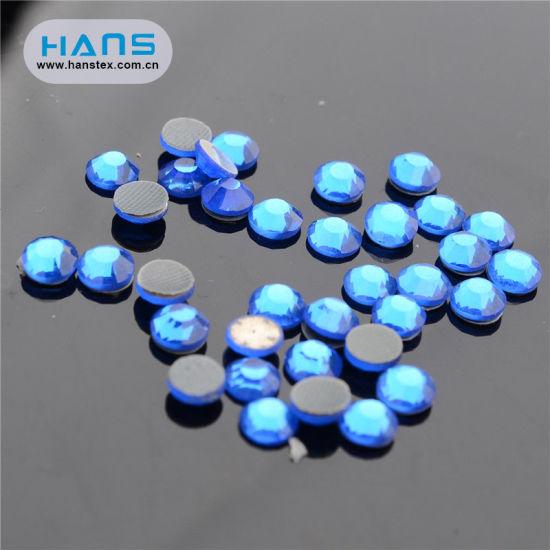 Hans Custom Promotion Multi Size Rhinestone Crystal