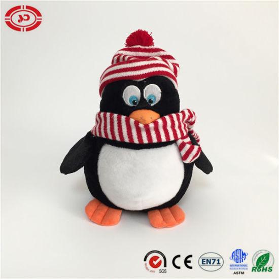China Happy Feet Penguin Dancing Ce Children Soft Plush Toy China