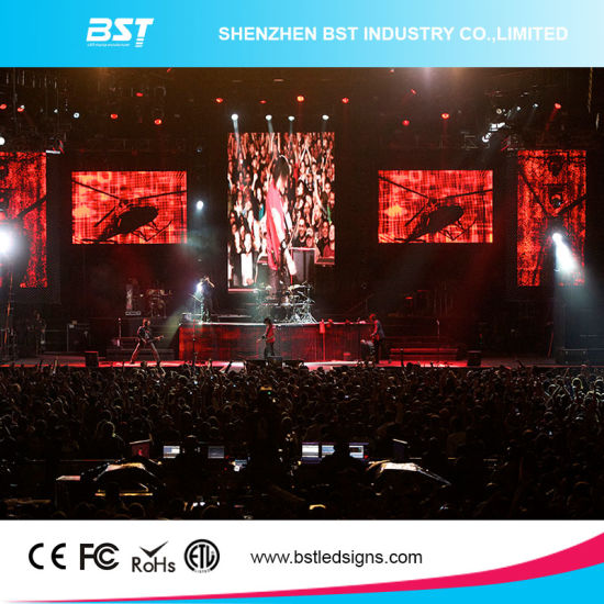 Hot Sell P2.98mm Full Color Indoor Rental LED Display Screen