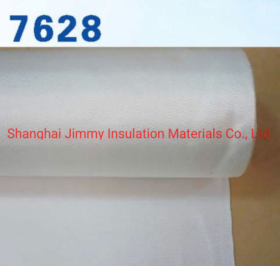 Rockwool Slab Wrapping Fiberglass Cloth 7628