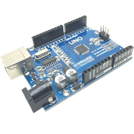 China Arduino Compatilble Uno R3 Board CH340g Atmel Atmega328p I/O