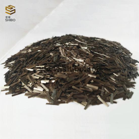 Basalt Fiber Chopped Yarn (cement/mortar)