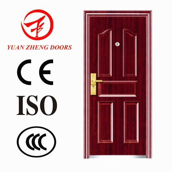 Steel Door Steel Security Doors Made In China Interior Steel