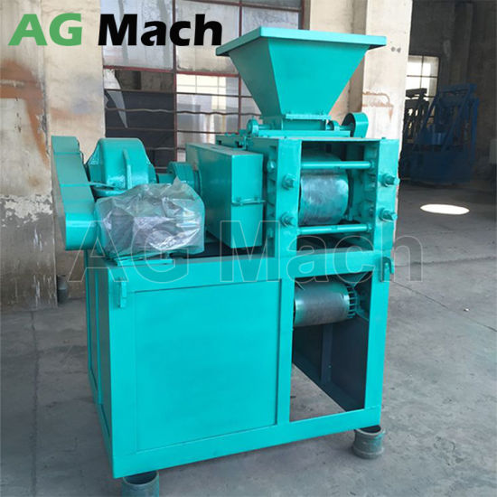 Pillow Shape BBQ Charcoal Briquette Manufacturing Machine for Sale