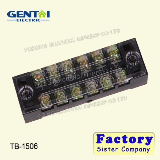 Good Quality Tb Series Fixed High Current Terminal Blocks