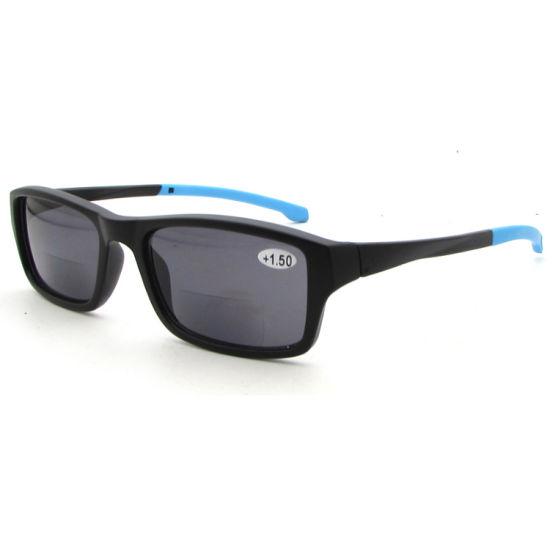 Wholesale Custom Fashion Men Sunglasses Bifocal Sports Sunglasses for Reading