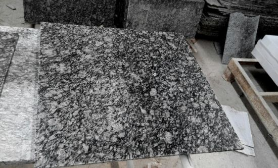 Competitive Price Sea Wave/Spray White Chinese White Granite pictures & photos
