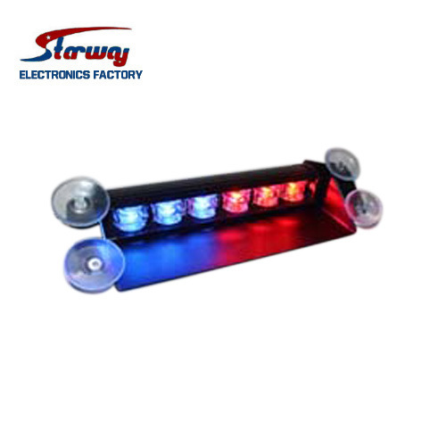 Police Emergency Vehicle LED Dash Deck Lights with 6 X1 W LED Module (LED46-2) pictures & photos