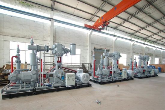 Water Cooling High Pressure Blow Air Compressor pictures & photos