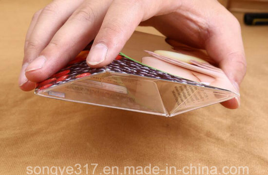 Transparent PVC UV Printing Package Box pictures & photos
