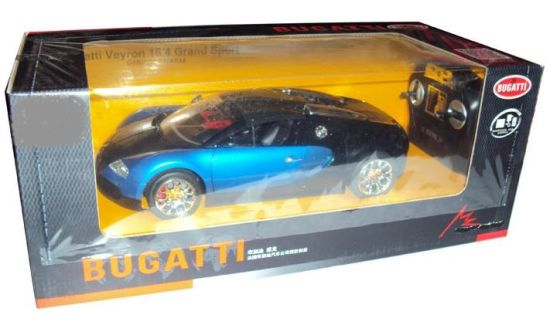 Kids R/C Model Bugatti (License) Car Toy pictures & photos