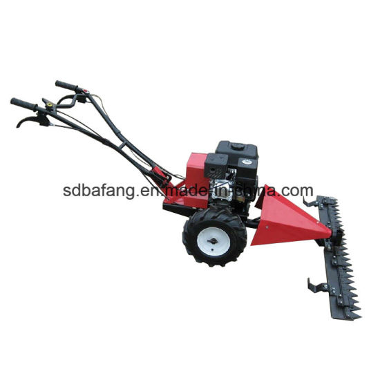 Farm 6 5HP Walk Behind Tractor Grass Cutting Machine