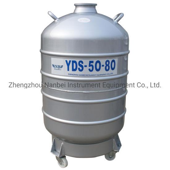 Transport Cryogenic Storage Liquid Nitrogen Biological Container
