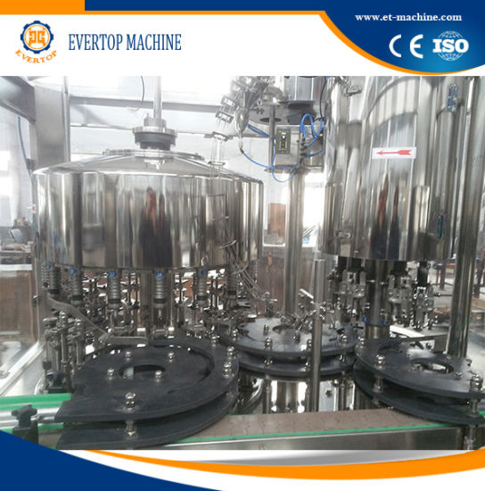Program Control Glass Bottle Wine Filling Machine/Equipment pictures & photos