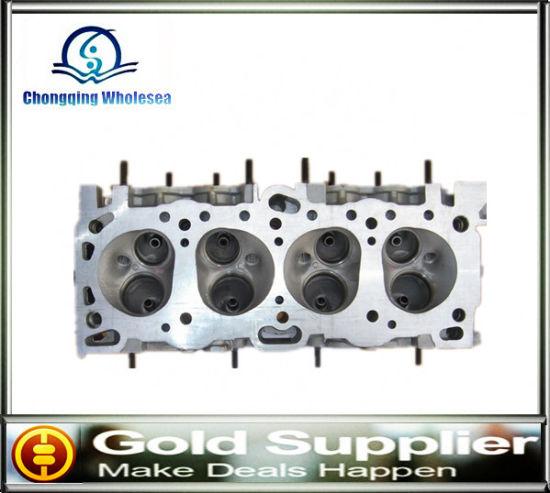 OE 22100-32680 Alumium Cylinder Head for Hyundai G4CS 2 4L for Mitsubishi  4G64 8V 2 4L