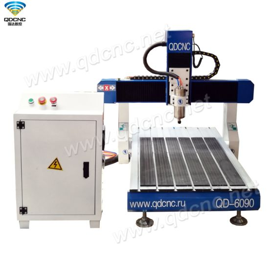 CNC Mini Router with 600mm*900mm (60CM*90CM) Qd-6090