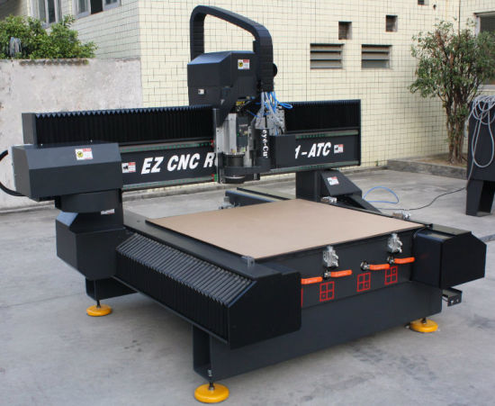 Ezletter Dual Ball-Screw Engraving and Cutting CNC Router (GR-101 ATC) pictures & photos