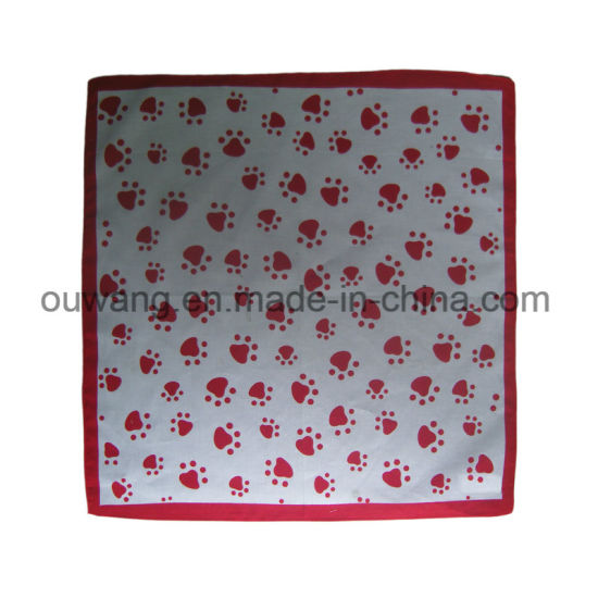 Fashion Various Designs Multi Cotton Bandana Scarves pictures & photos