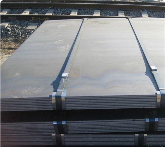 Low Alloy High Strength Steel Plate Q345b pictures & photos