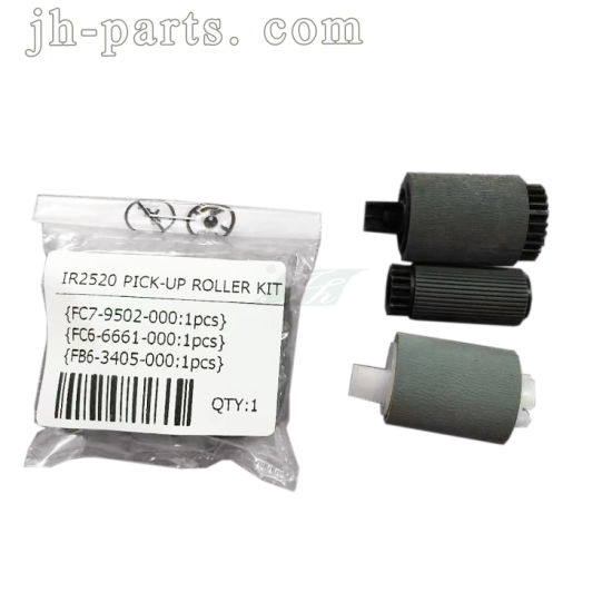 FC7-9502-000 FC6-6661-000 Fb6-3405-000 for Use in IR2520 IR2525 IR2530 Pick up Roller Kit