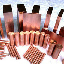 High Tensile Strength Beryllium Copper Rods pictures & photos
