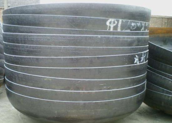 Steel Pipe Butt-Welded Seamless Fittings for Power Plant Boiler and Pressure Vessels pictures & photos