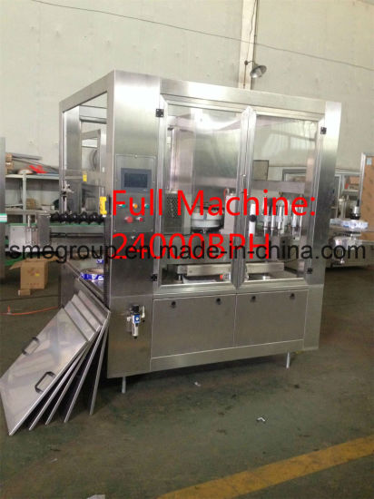Mr-12 Popp Glue Roll Fed Labeling Machine pictures & photos