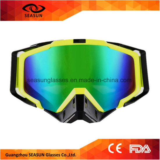 fb22891bc2 Motocross Equipment Motorcycle Glasses for Men off-Road Downhill Glasses  Dirt Bike Goggle Ski Glasses Racing Eyewear