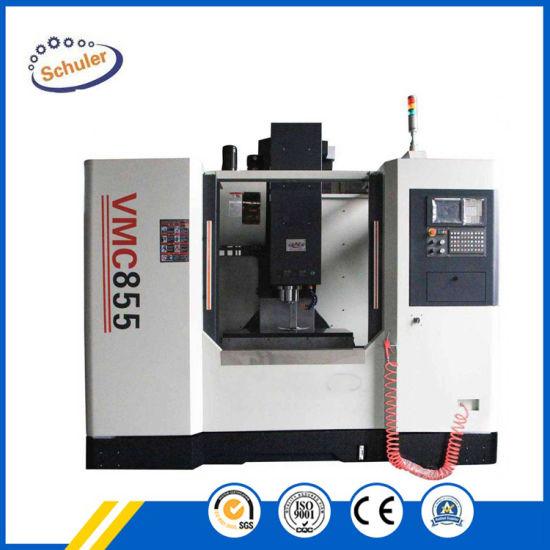 Hot Sell CNC Vertical Machine Center Vmc855